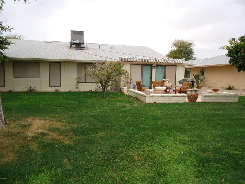 MLS 5728010 12814 W BALLAD Drive, Sun City West, AZ Sun City West AZ Scenic