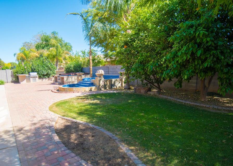MLS 5752069 1233 E CANARY Drive, Gilbert, AZ 85297 Gilbert AZ Estates At The Spectrum