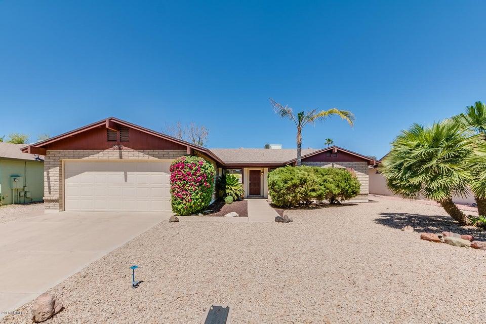 Photo of 5820 W SHANGRI LA Road, Glendale, AZ 85304