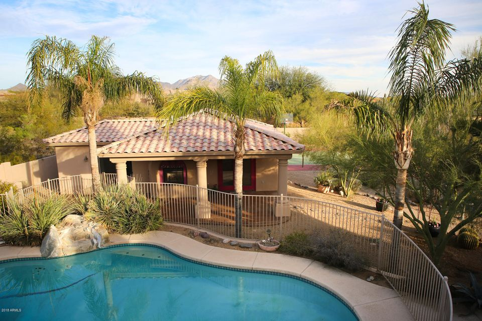 MLS 5753614 24215 N 82ND Place, Scottsdale, AZ 85255 Scottsdale AZ Pinnacle Peak Estates