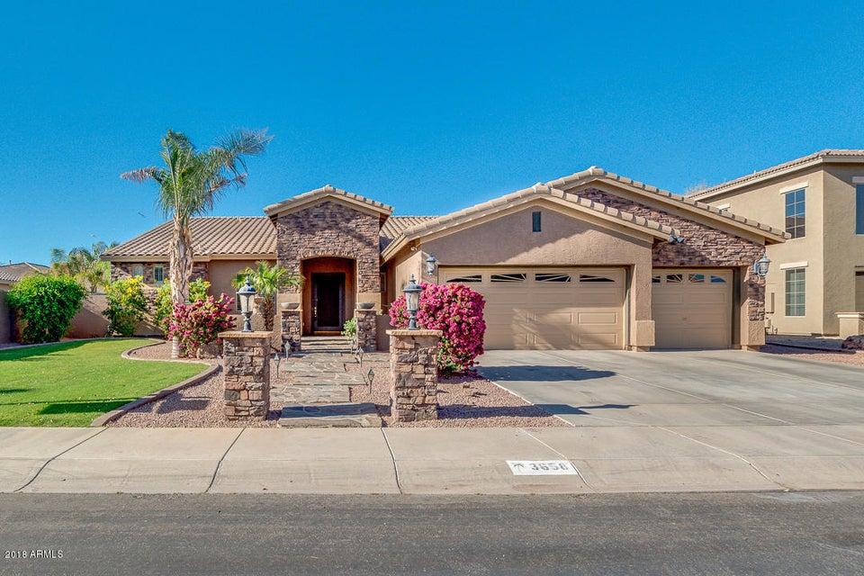 Photo of 3658 E RAVENSWOOD Drive, Gilbert, AZ 85298