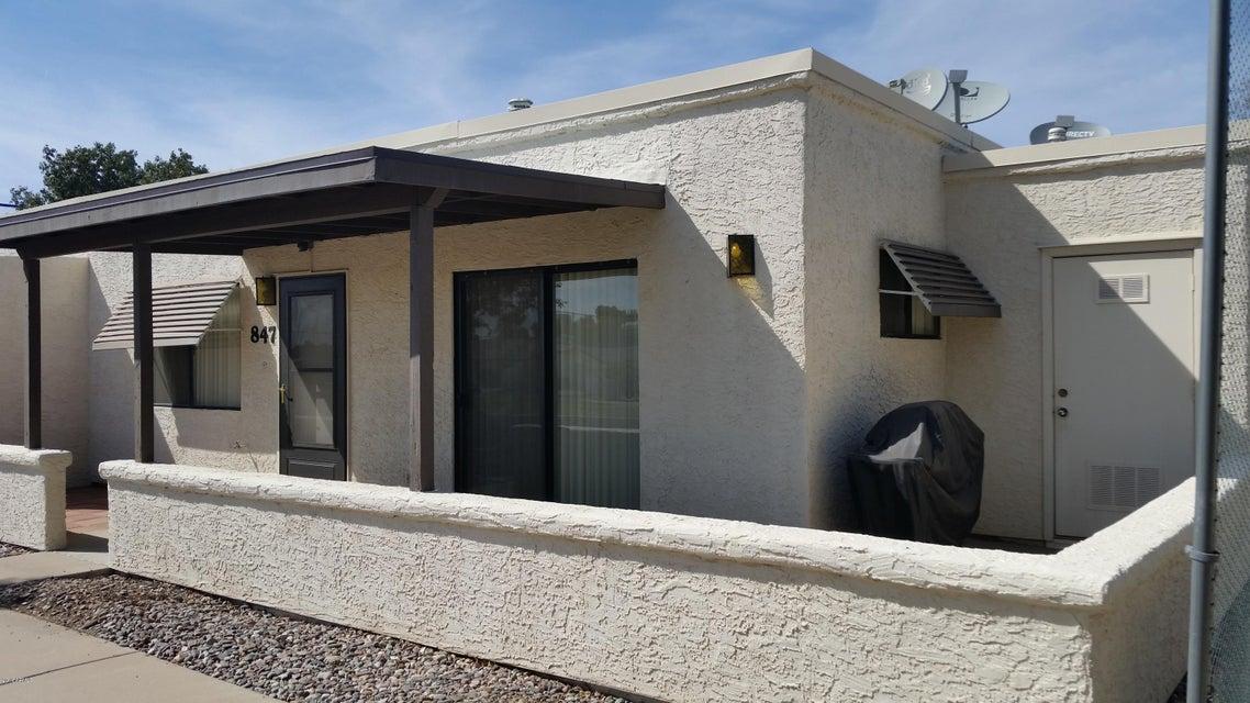 847 E LANCASTER Circle Florence, AZ 85132 - MLS #: 5752574