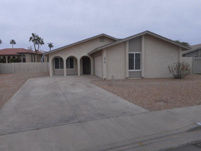 654 W Gable Avenue Mesa, AZ 85210 - MLS #: 5752539