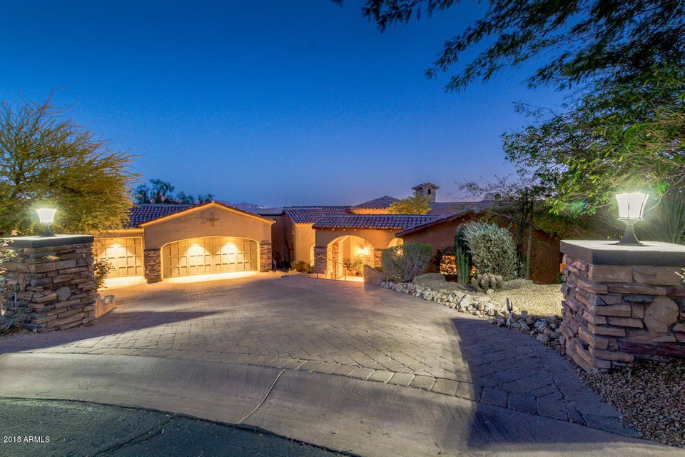 Photo of 9025 N FLYING BUTTE --, Fountain Hills, AZ 85268