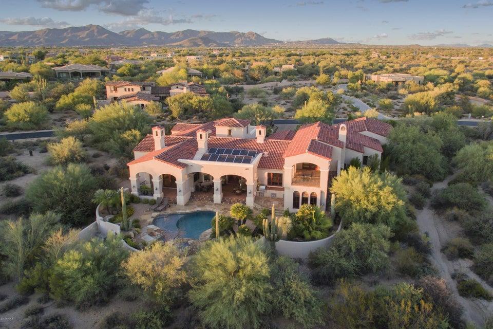MLS 5755695 33262 N VANISHING Trail, Scottsdale, AZ 85266 Scottsdale AZ Whisper Rock