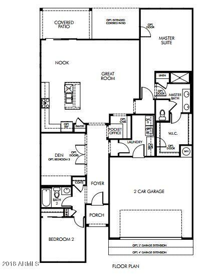 MLS 5752846 41601 W MONSOON Lane, Maricopa, AZ Maricopa AZ Adult Community