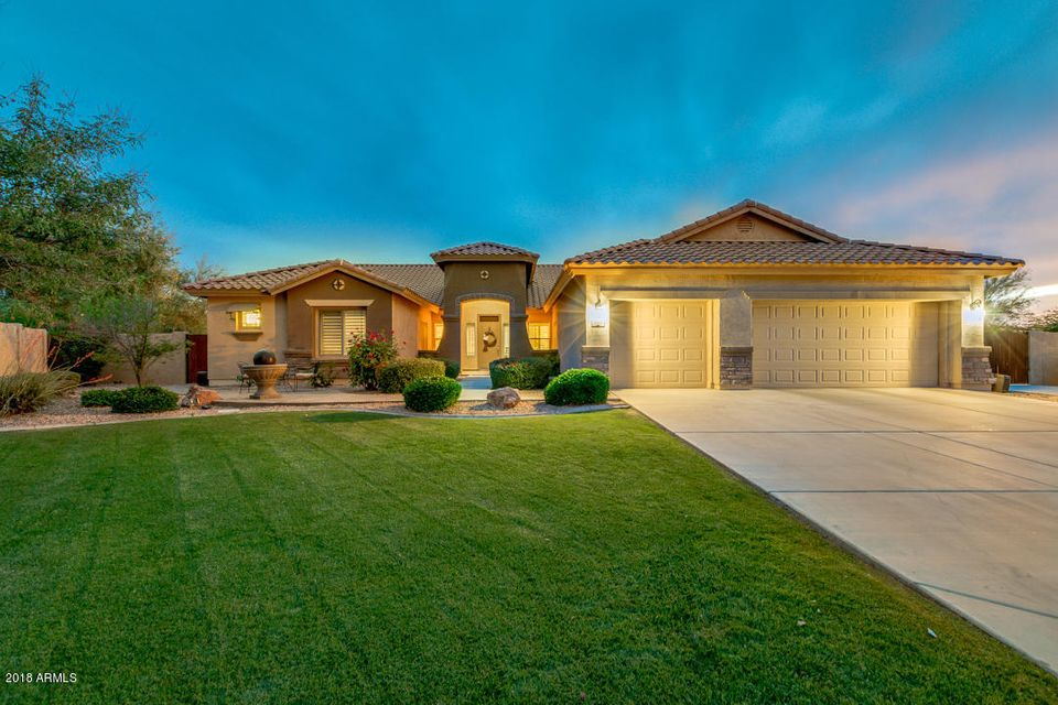 Photo of 11511 E CHESTNUT Court, Chandler, AZ 85249