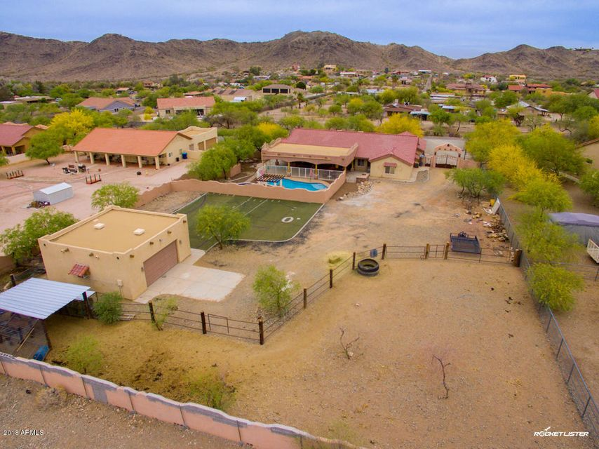 MLS 5753160 4115 W CALLE POCO --, Laveen, AZ Laveen Horse Property for Sale