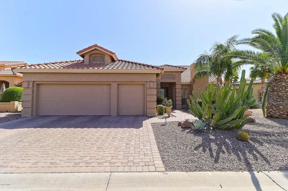 MLS 5752201 24223 S Stoney Lake Drive, Sun Lakes, AZ 85248 Sun Lakes AZ Golf