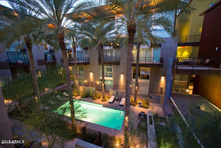MLS 5752527 4747 N SCOTTSDALE Road Unit G3001 Building G, Scottsdale, AZ 85251 Scottsdale AZ Gated