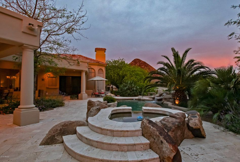 MLS 5750971 13101 E Gold Dust Avenue, Scottsdale, AZ 85259 Scottsdale AZ Single-Story