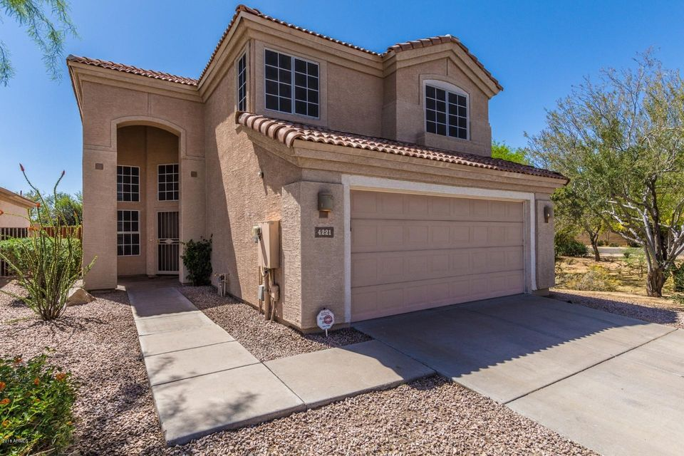 4221 E CASCALOTE Drive, Cave Creek Two Story for Sale