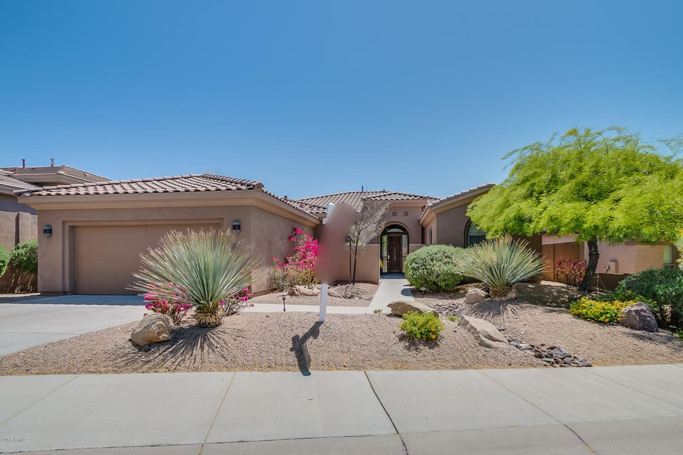 Photo of 11481 E BLANCHE Drive, Scottsdale, AZ 85255