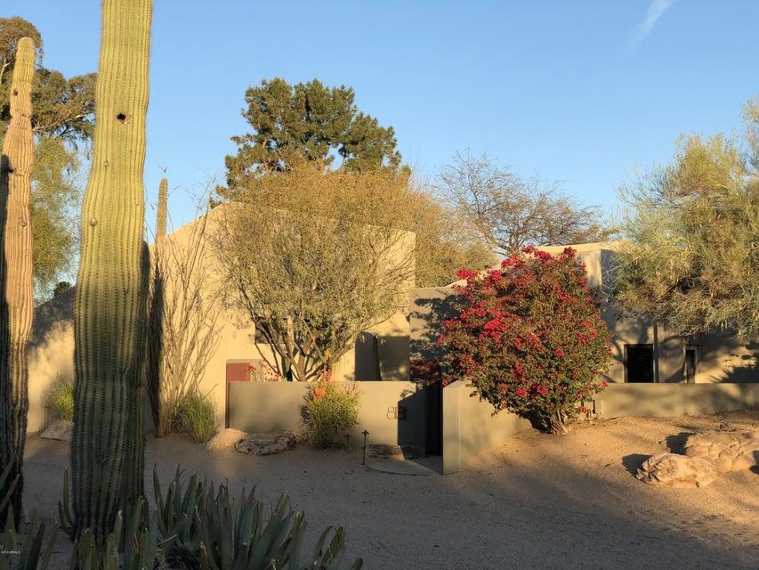 8131 E FOOTHILLS Drive, Scottsdale AZ 85255