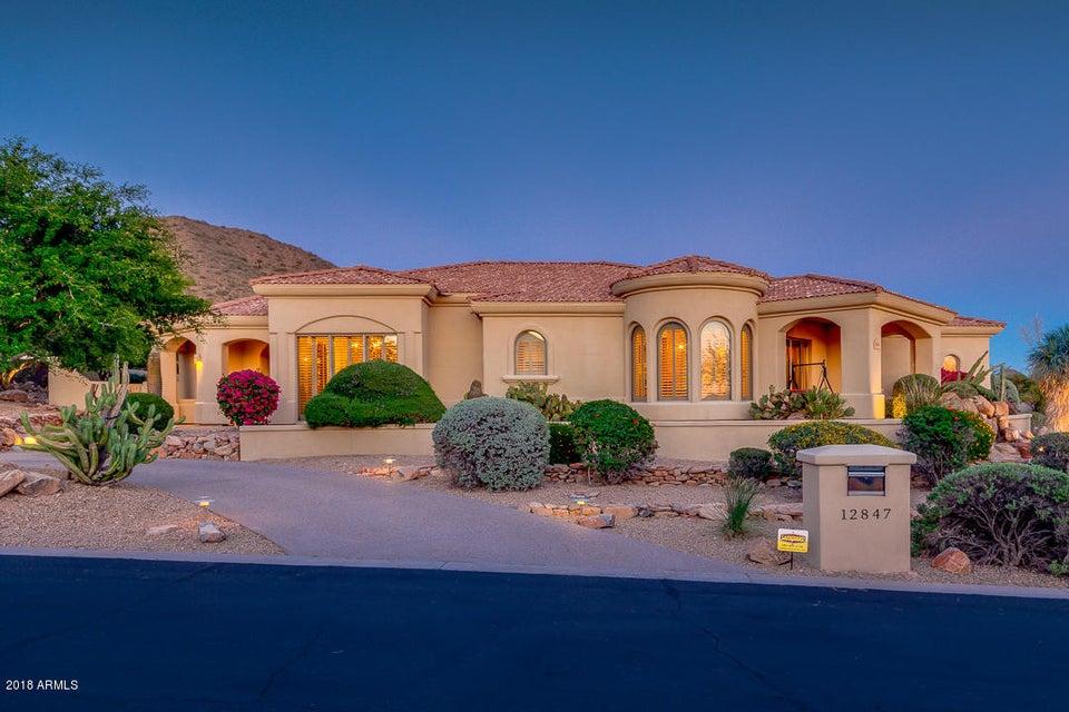 12847 N 116TH Street, Scottsdale AZ 85259