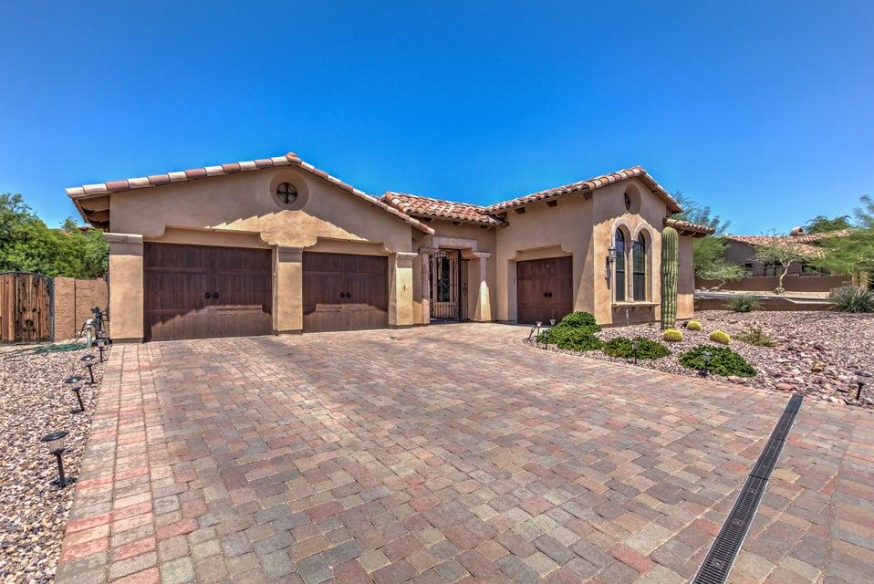 Photo of 4107 N SILVER RIDGE Circle, Mesa, AZ 85207
