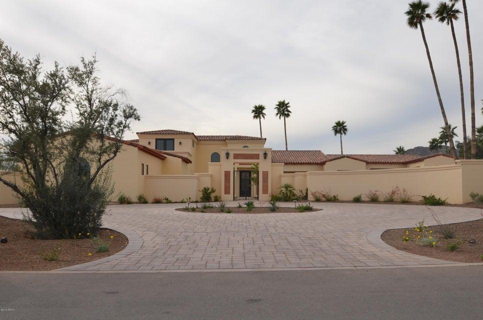 6510 N 48th Street, Paradise Valley AZ 85253