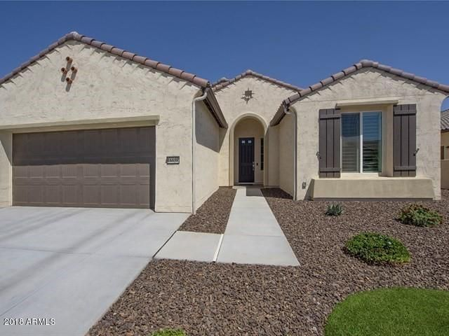 Photo of 16658 W MONTE VISTA Road, Goodyear, AZ 85395