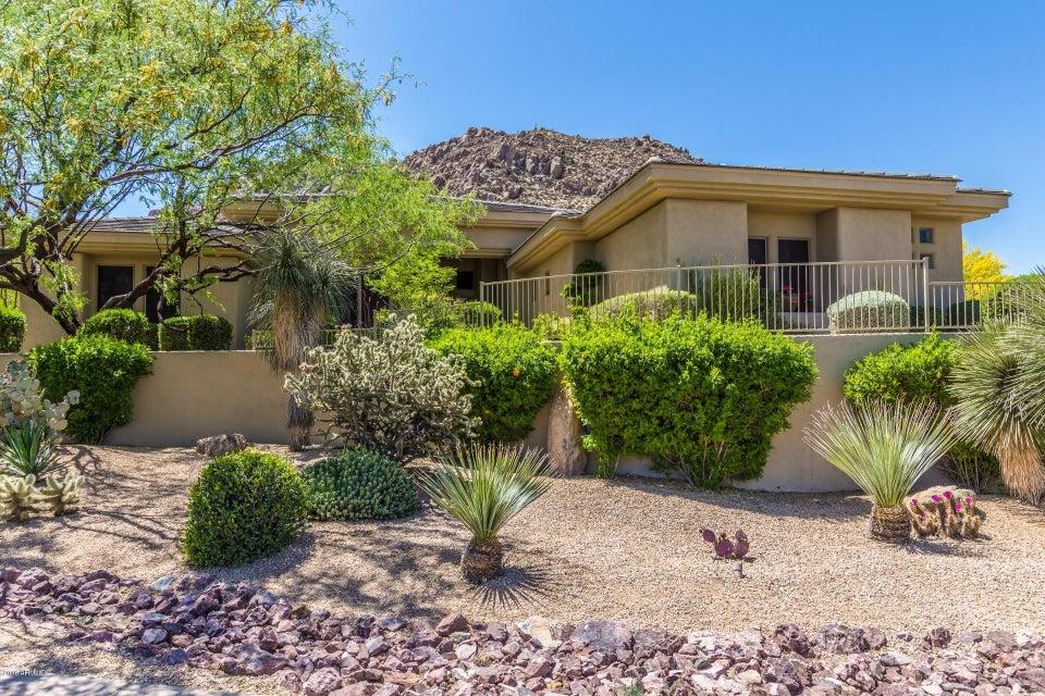 11413 E Troon Mountain Drive, Scottsdale AZ 85255
