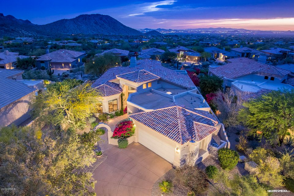 11075 E DESERT VISTA Drive, Scottsdale AZ 85255