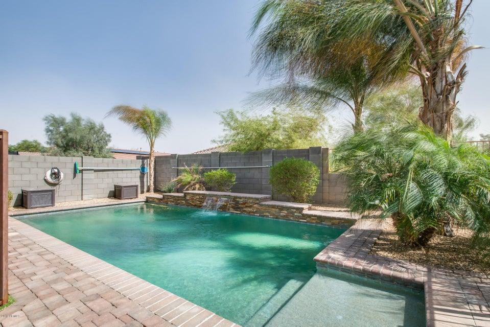 MLS 5754182 16893 W HAMMOND Street, Goodyear, AZ 85338 Goodyear AZ Canyon Trails