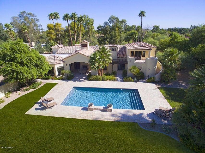 5745 E VIA LOS RANCHOS Road, Paradise Valley AZ 85253