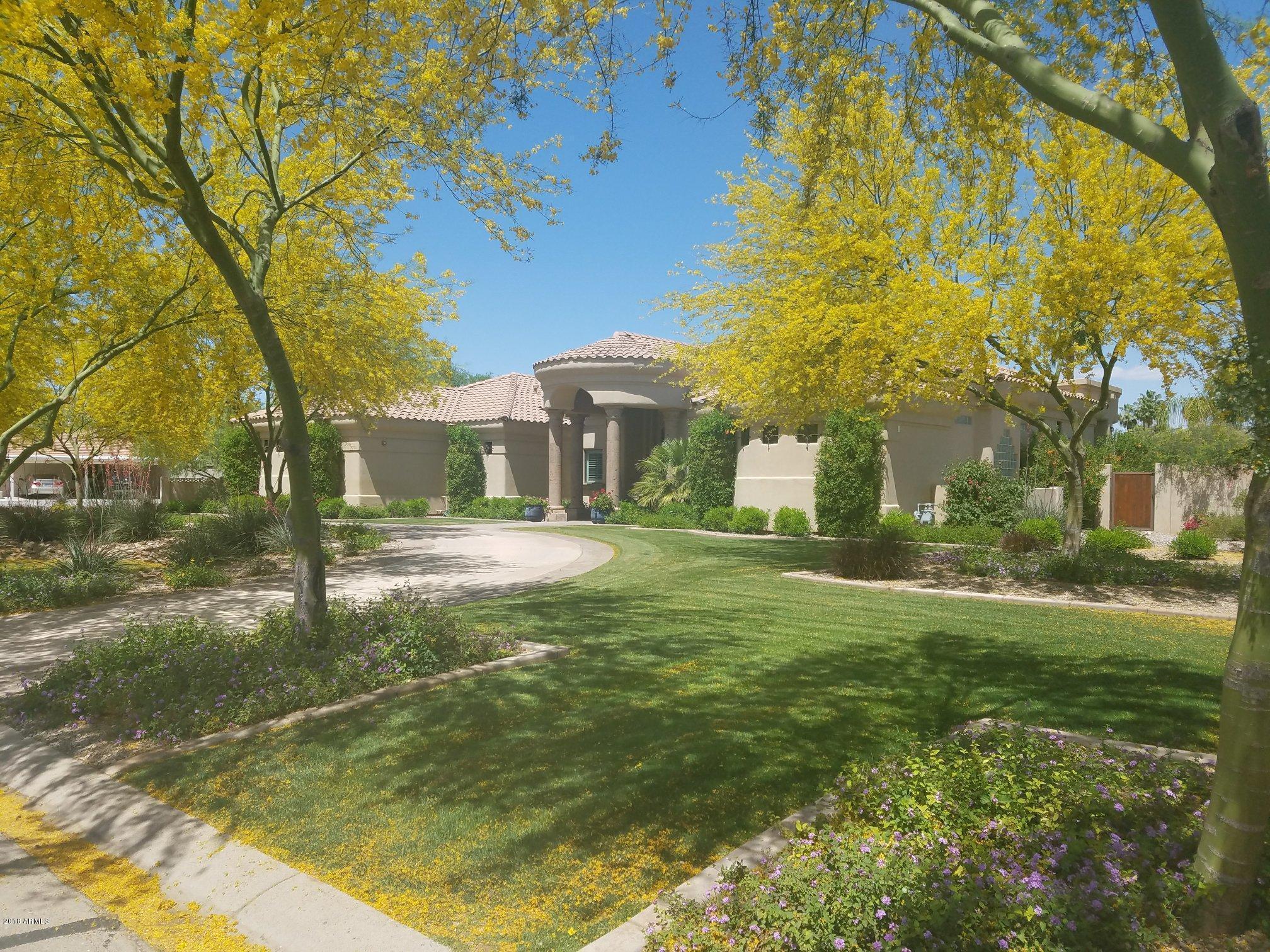 6716 E HORSESHOE Road, Paradise Valley AZ 85253