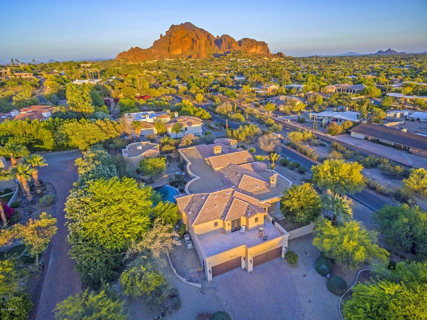 4138 E MCDONALD Drive, Paradise Valley AZ 85253