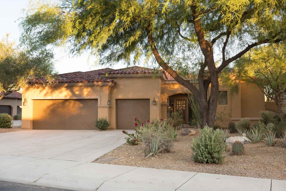 Photo of 8149 E WING SHADOW Road, Scottsdale, AZ 85255
