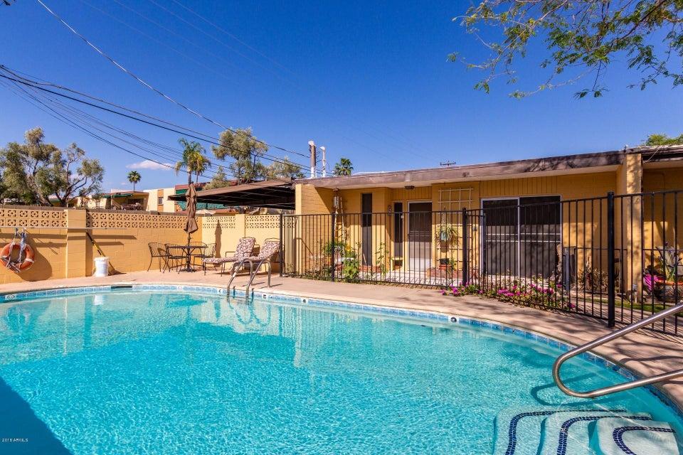 MLS 5755433 3650 E MONTECITO Avenue Unit 6, Phoenix, AZ Phoenix AZ Arcadia