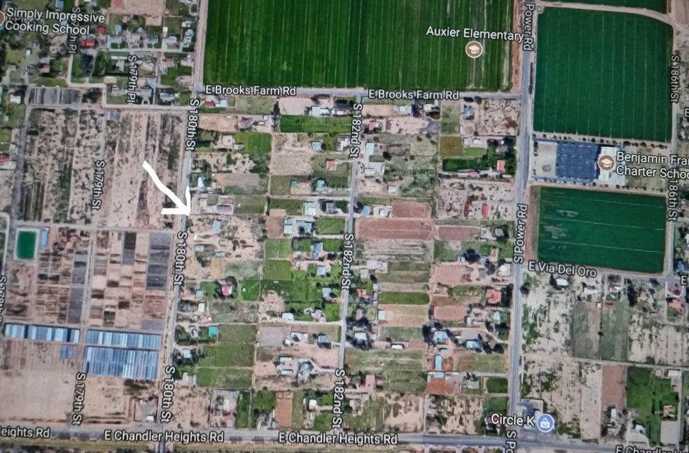 MLS 5755447 23115 S 180TH Street, Gilbert, AZ 85298 Gilbert AZ Metes And Bounds