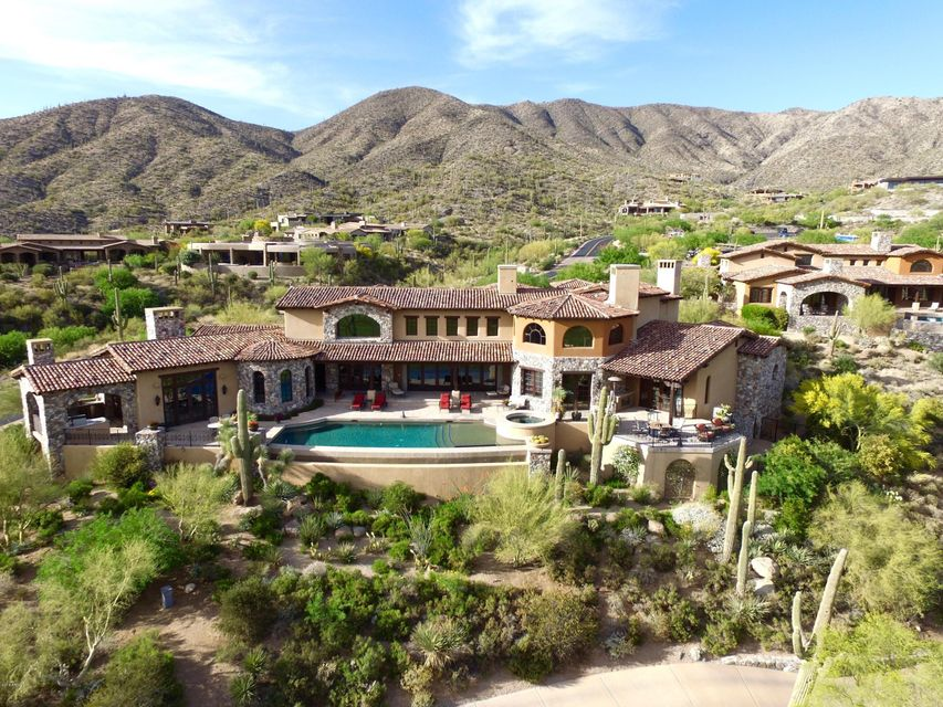 42252 N SAGUARO FOREST Drive, one of homes for sale in Desert Mountain