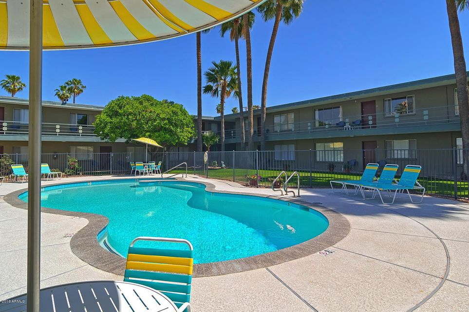 MLS 5756058 6805 E 2ND Street Unit 19, Scottsdale, AZ 85251 Scottsdale AZ Private Pool