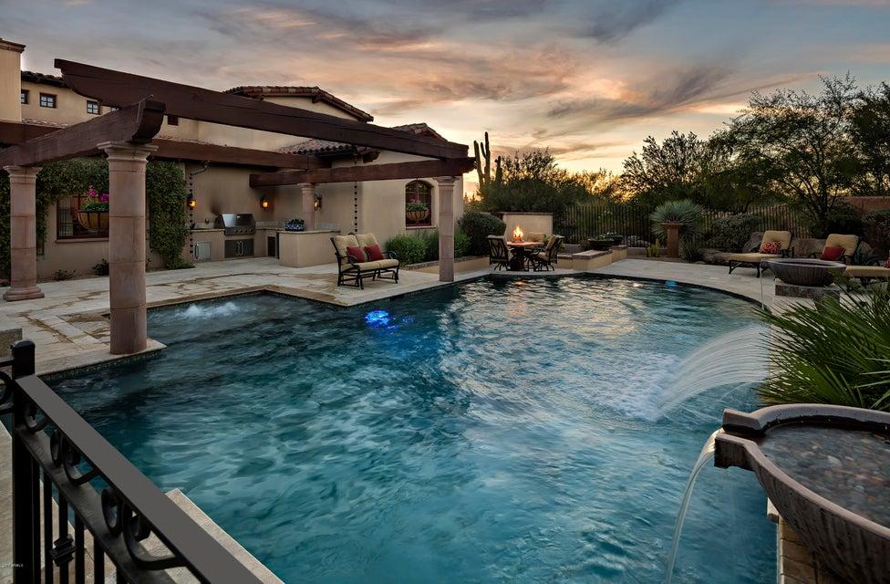 MLS 5756540 33347 N VANISHING Trail, Scottsdale, AZ 85266 Scottsdale AZ Whisper Rock