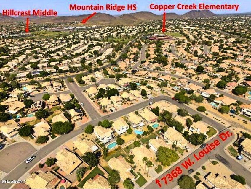 MLS 5756047 7368 W LOUISE Drive, Glendale, AZ 85310 Glendale AZ Hillcrest Ranch