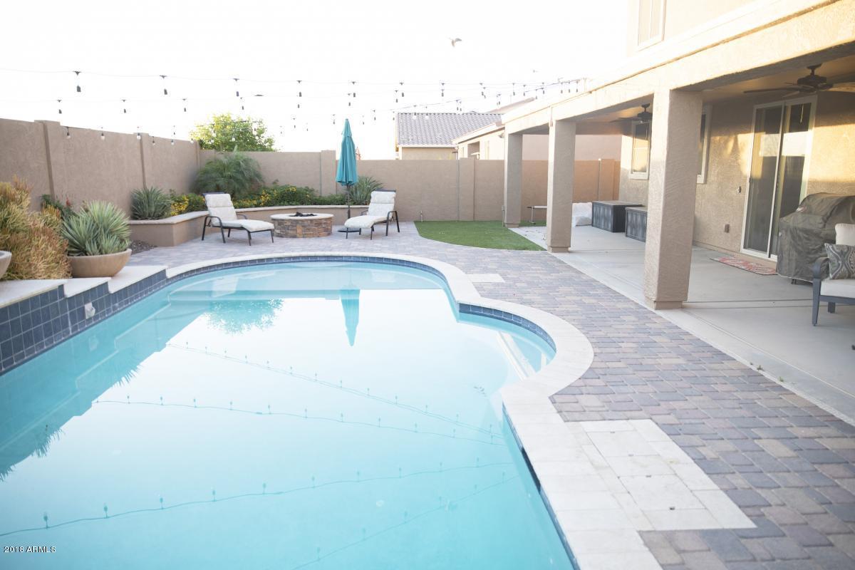 MLS 5756335 239 S 172ND Drive, Goodyear, AZ 85338 Goodyear AZ Canyon Trails