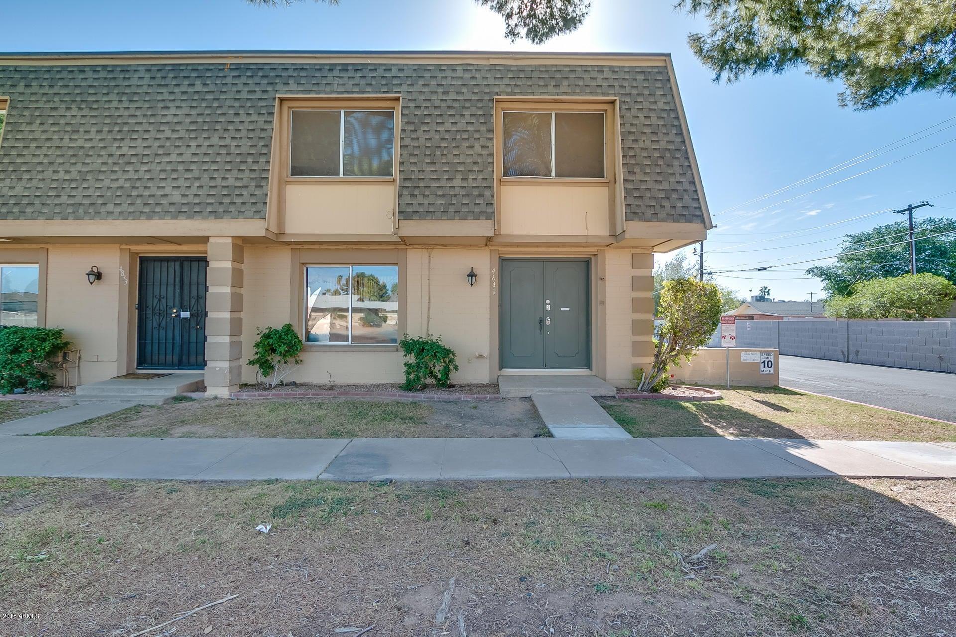 Photo of 4831 N GRANITE REEF Road, Scottsdale, AZ 85251