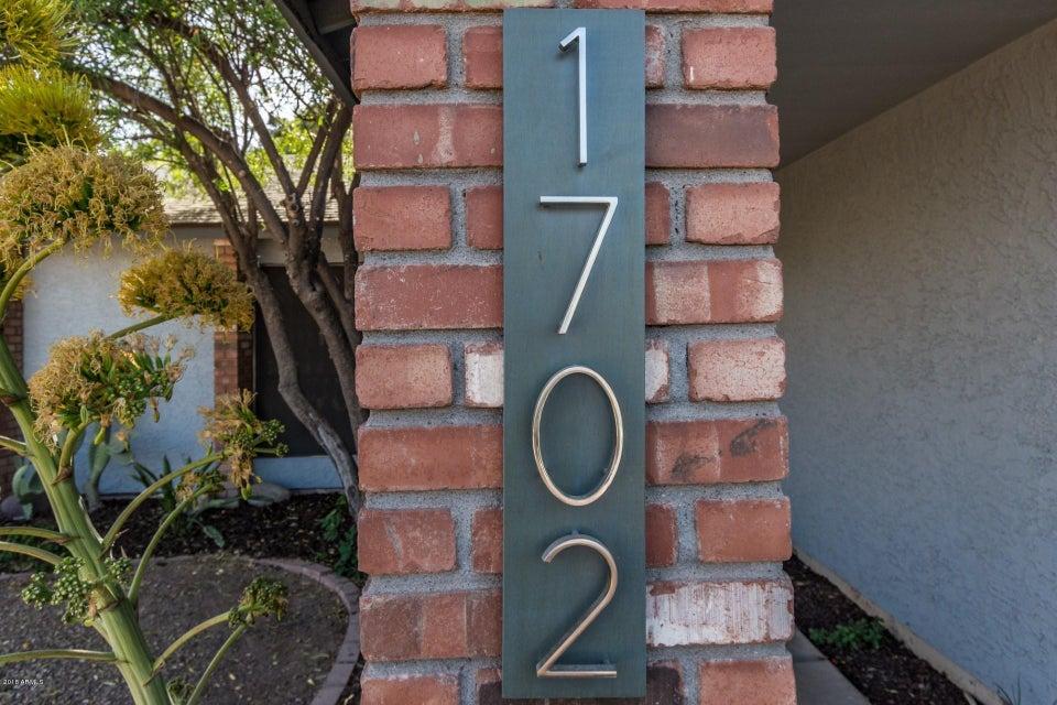 1702 E LAURA Lane Tempe, AZ 85283 - MLS #: 5756834