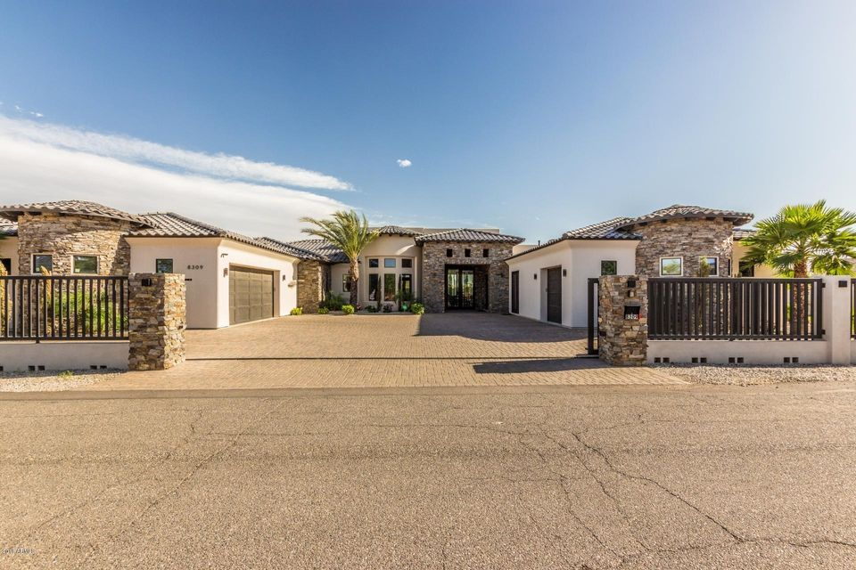 Photo of 8309 W SOFTWIND Drive, Peoria, AZ 85383