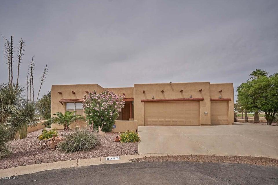 Photo of 8786 W BLACKMOOR Circle, Arizona City, AZ 85123