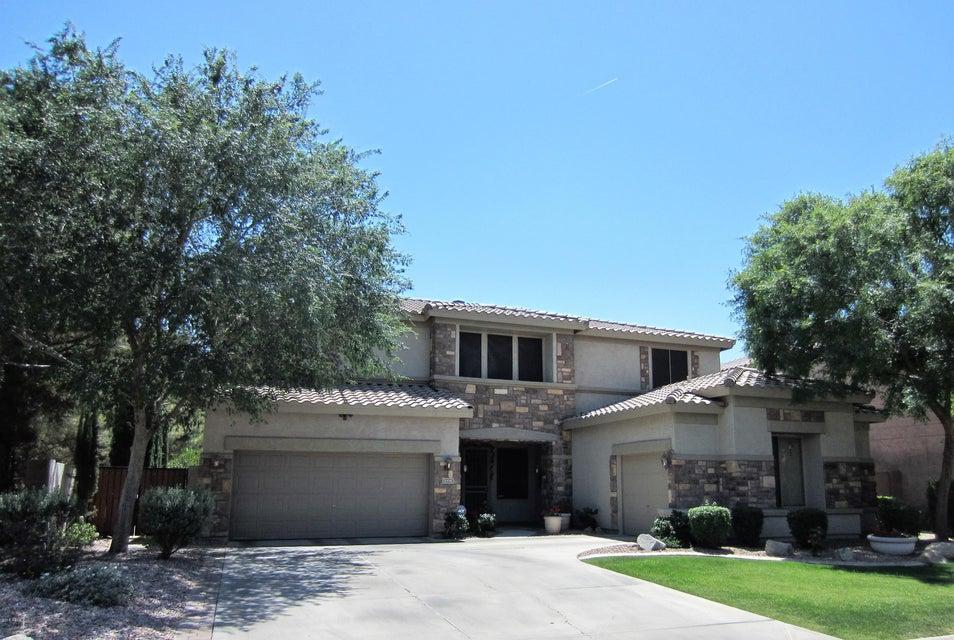 Photo of 1715 E CULLUMBER Street, Gilbert, AZ 85234