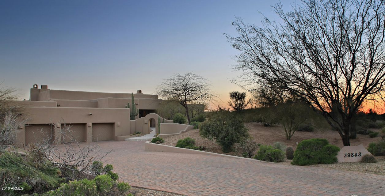 39848 N 105TH Place, Desert Mountain in Maricopa County, AZ 85262 Home for Sale