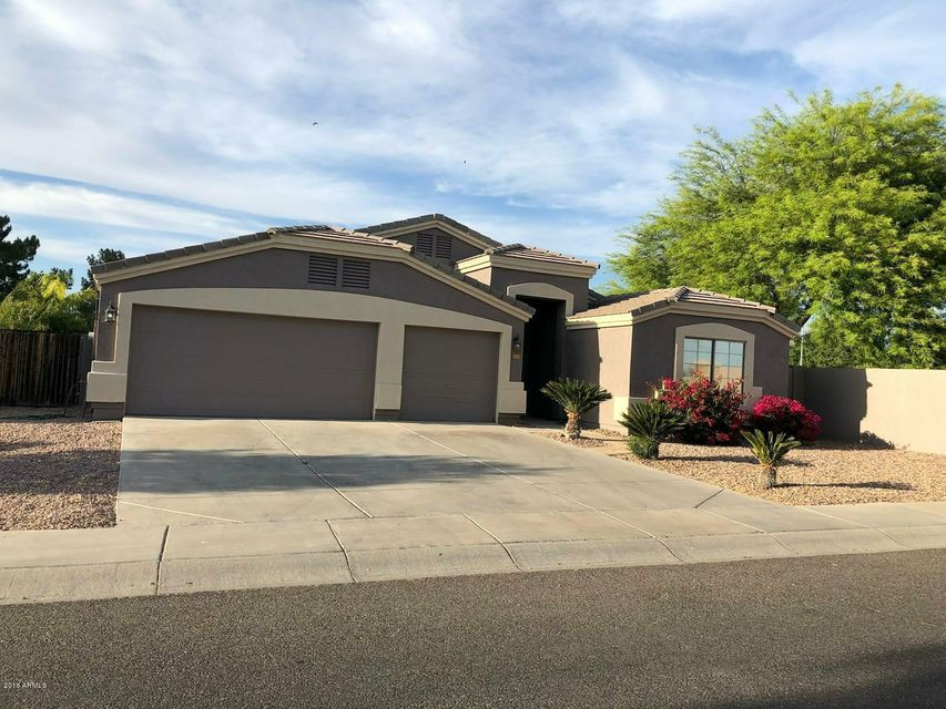 Photo of 8308 W BERRIDGE Lane, Glendale, AZ 85305