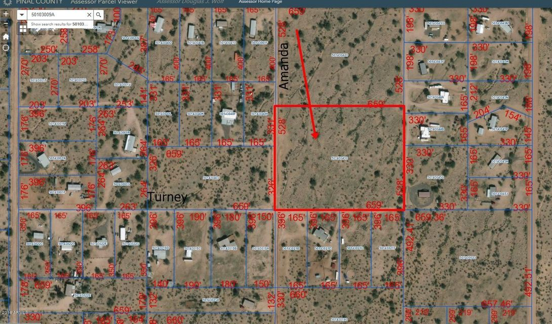 514xx W Turney Lane Maricopa, AZ 85139 - MLS #: 5759042