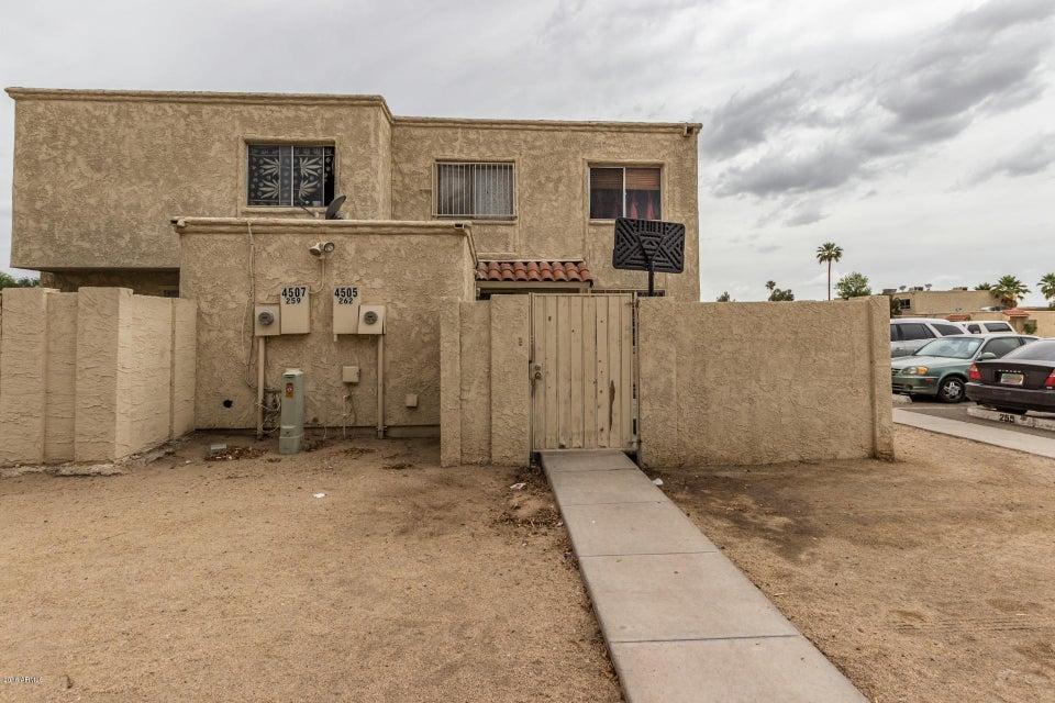 Photo of 4505 E WOOD Street, Phoenix, AZ 85040