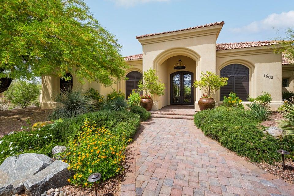 Photo of 8602 E SANTA CATALINA Drive, Scottsdale, AZ 85255