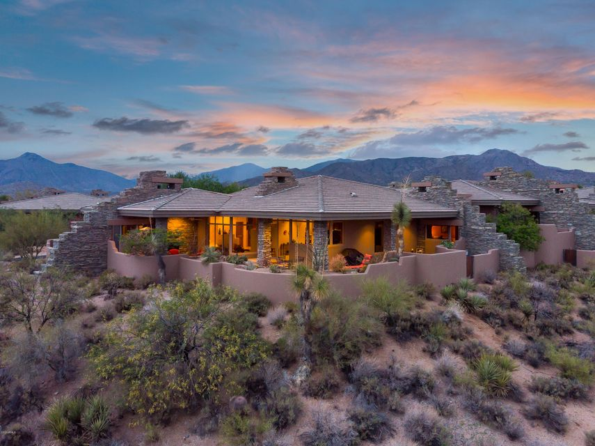 10231 E OLD TRAIL Road, Desert Mountain, Arizona