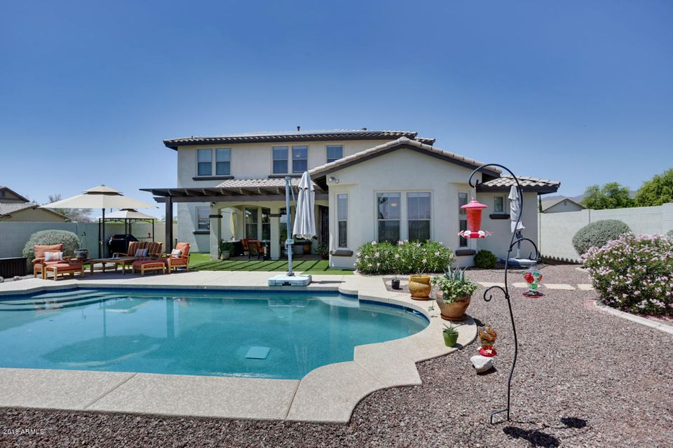 MLS 5761736 2975 N Summer Street, Buckeye, AZ 85396 Buckeye AZ Verrado