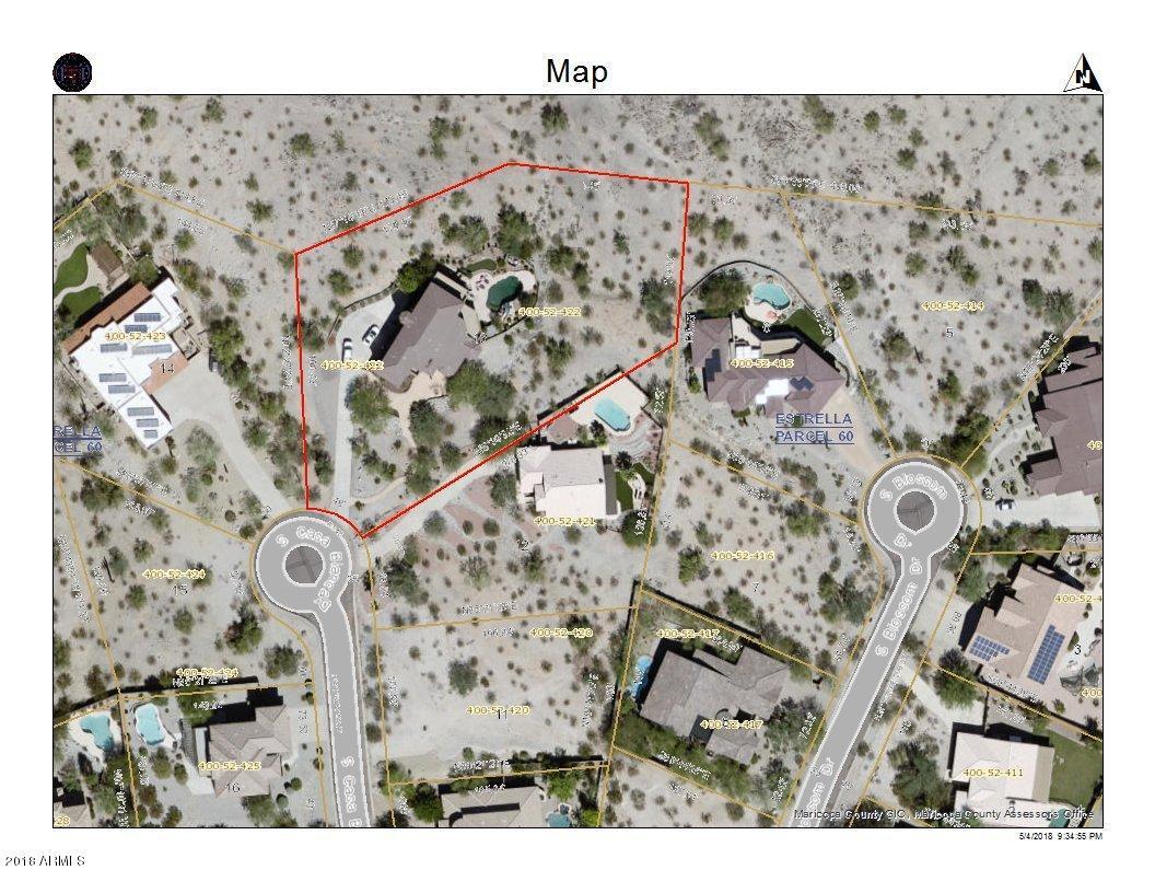 MLS 5761787 10707 S CASA BLANCA Drive, Goodyear, AZ 85338 Goodyear AZ Estrella