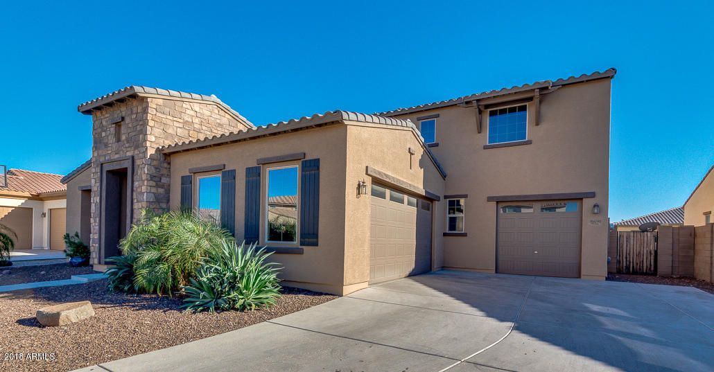 Photo of 20949 E VIA DE ARBOLES --, Queen Creek, AZ 85142